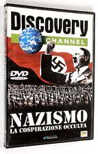 DVD NAZISMO LA COSPIRAZIONE OCCULTA 2003 Documentario Discovery Channel