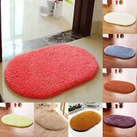 NEW Non-Slip Absorbent Home Bathroom Bedroom Door Floor Mat Rug Decoration US