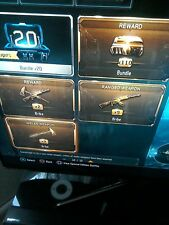 BO3 Prestige Master With  150 Supply Drops PS4 - Call Of Duty Black Ops 3