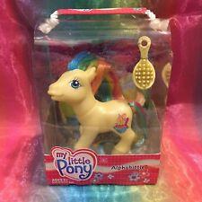 My Little Pony MLP G3 Alphabittle NIB RARE