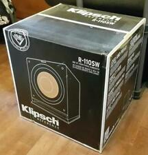 Klipsch Reference R-110SW Powered subwoofer