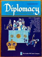Diplomacy - Avalon Hill 1976 - Pari al Nuovo