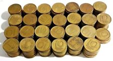 Private collection 40 coins 10 Agora 1960 Old Israel Israeli Coin Agorot lot