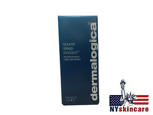 Dermalogica Sound Sleep Cocoon 0.34oz/10ml Travel Brand New