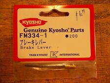 FM334-1 Brake Lever - Kyosho Evolva