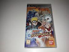 Naruto Shippuden:kizuna drive psp