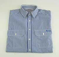 R.M.Williams stockyard shirt | stripes | Size S | Relaxed Fit | Excellent Cond