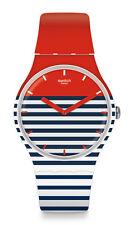 Swatch SUOW140 * Unisex Armbanduhr * NEU - OVP * Kostenloser Versand