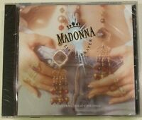 "LIKE A PRAYER by MADONNA (CD, 1989 - USA - Sire) 11 Songs, BRAND NEW ""SEALED"""
