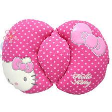 Sanrio Hello Kitty Back Cushion Pink Polka Dots Pillow Auto accesories