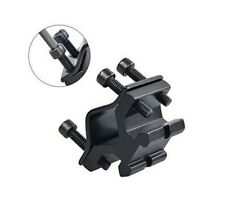 Tactical Rifle Accessories 20mm Picatinny Weaver Barrel Clamp Mount Tube