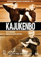 Kajukenbo Self Defense: Hawaiian Kenpo Method - Introduction to Basic Beginners