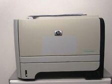 HP LaserJet P2055DN A4 Mono Printer, Low Page Count, About 15K, WARRANTY!
