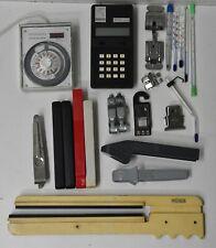 Lot of 24 darkroom enlarger equipment processing timer Paterson Baeuerle Durst