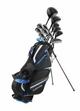 Aspire PRO-X 19 Piece Men's Complete Right Hand Golf Club Set - Reg & Tall Sizes