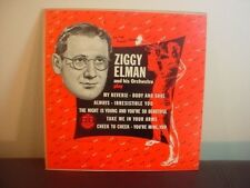 10 INCH JAZZ LP ZIGGY ELMAN on MGM 1951 E-535 ~ Play