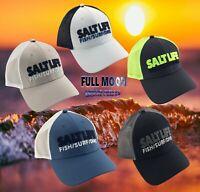 New Salt Life Demand Trucker Snapback Mens Cap Hat