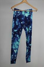 See you Monday Galaxy Cluster Leggings made in Los Angeles Sz Small