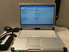 New listing Panasonic Toughbook Cf-C2 1.80Ghz. 32bit Os. 250Gb