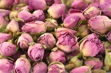 Pink Rose Buds, Dried Rose Flowers, Crafts, Potpourri, Soap, Candle, Bath Bomb