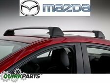 2014-2016 Mazda3 5 Door Hatchback Left Driver Side Roof Ditch Moulding OEM