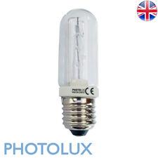 BW 1024 64404 205w Photolux Modelling Bulb ES Clear Bowens Interfit 64480 M151C