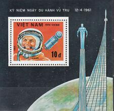 Vietnam Nr. Block16** (1326**) Interkosmosprogramm / Jurij Gagarin