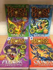 Beast Quest: Series 15: Velmal's Revenge: Books 83-86: children's books