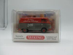 """WIKING: VW T1 Box Truck """" Lottchens Änderungsschneiderei """" Nr.0788 07 (GK33)"""