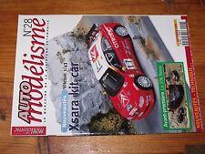 $$$ Revue Auto modelisme N°28 Xsara kit car206 NorevBMW 3.0 CSPatrese