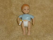 Fisher Price Loving Dollhouse Baby Twin Boy with Bottle