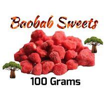 BAOBAB SWEETS / MABUYU 100grams Superfood High Quality Food