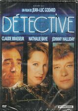 "DVD ""Detective"" -Jean-Luc Godard -Nathalie Baye- Hallyday  NEUF SOUS BLISTER"