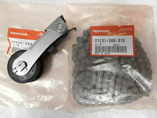 Honda CB 750 Four K0 K1 K2 Primärkettenspanner und Ketten Set Tensioner, primary