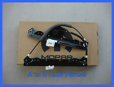 NEW 2008-2010 Chrysler Sebring PASSENGER FRONT Window Regulator, OEM Mopar