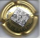 Capsule de champagne Jean Yves De Carlini N°17