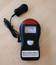 Ghost Meter Deluxe for paranormal activity, haunted, spirit work.  With probe !