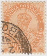 Stamp(I68) 1926 INDIA 2a 6p orange GV ow207