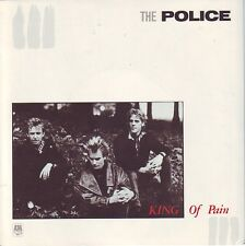 "THE POLICE  King Of Pain & Tea In The Sahara Live  PICTURE SLEEVE  7"" record NEW"