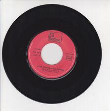 Louis FERRARI Vinyle 45T NUAGE BLEU- RECUERDO SENTIMENTAL Musette PLATINE RARE