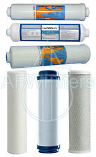 Filter kit DFK-Kappa to fit the DRO-XI RO system replacement filters 8 stage RO