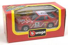 Vintage Bburago 1/43 Porsche 924 Turbo cod.4103 1980s * MIB *