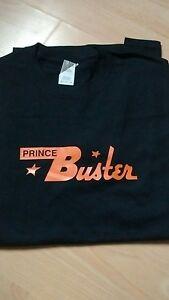 prince buster t shirt