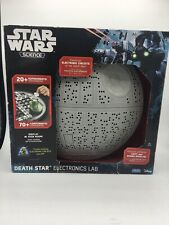 Star Wars Science Uncle Milton Death Star Electronics Lab Kit Missing Cp3o Piece