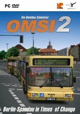 OMSI Bus Simulator 2 PC DVD