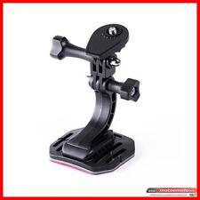 Midland C1268 Aggancio Supporto Rotante 360° Camera H3 H5 H7 Go Pro