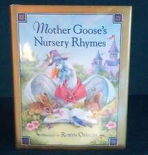 MOTHER GOOSE'S NURSERY RHYMES, ROBYN OFFICER, HCDJ, '91, ARIEL BOOKS