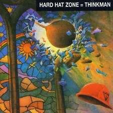 "12"" Thinkman Hard Hat Zone (Act Of Love) 80`s Ariola"