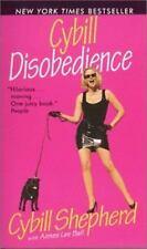 Cybill Disobedience Shepherd, Cybill, Ball, Aimee Lee Mass Market Paperback