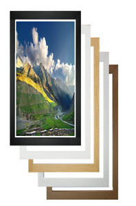 Photo Frame Picture Frame Poster Frame Any Size & Color